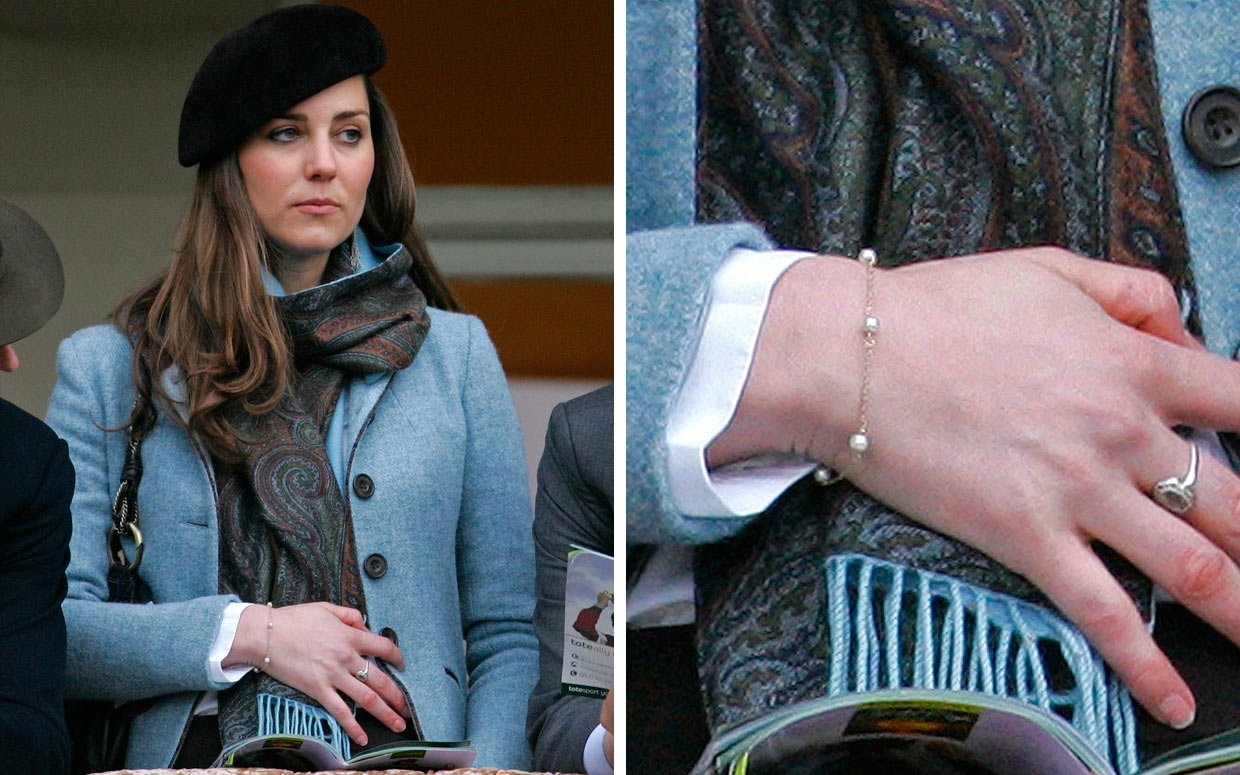 Tiffany Kate Middleton S Jewelry