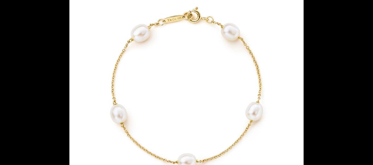 47128b7479b9e Elsa Peretti Pearls by the Yard Bracelet by Tiffany   Kate ...