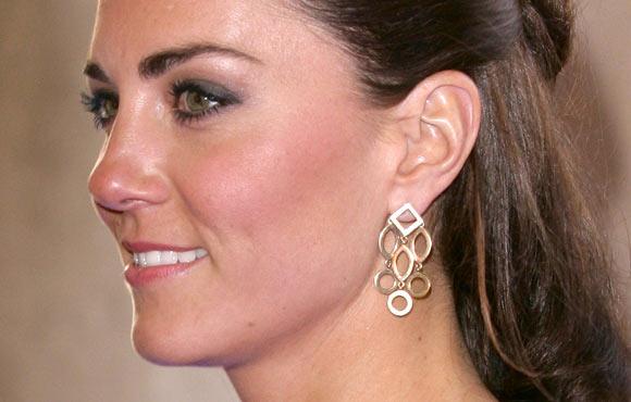 Cassandra Goad Temple Of Heaven Girandole Pendant Earrings