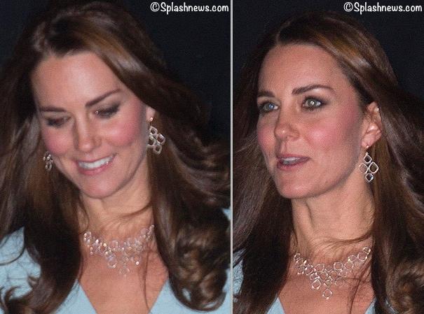 Strange Monica Vinader Kate Middletons Jewelry Short Hairstyles For Black Women Fulllsitofus
