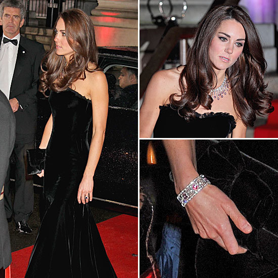 Wedding Gifts Kate Middletons Jewelry