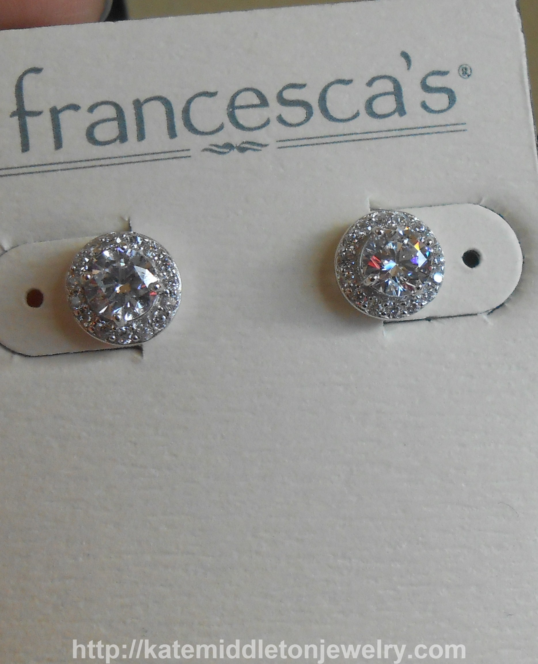 bd pcfrictiony in princess topaz white earrings yellow cut gold stud mm x