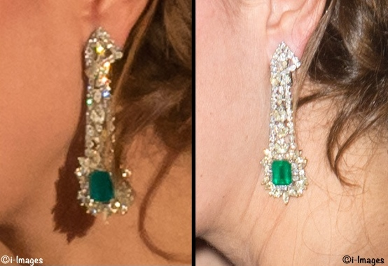 Emerald Kate Middleton S Jewelry