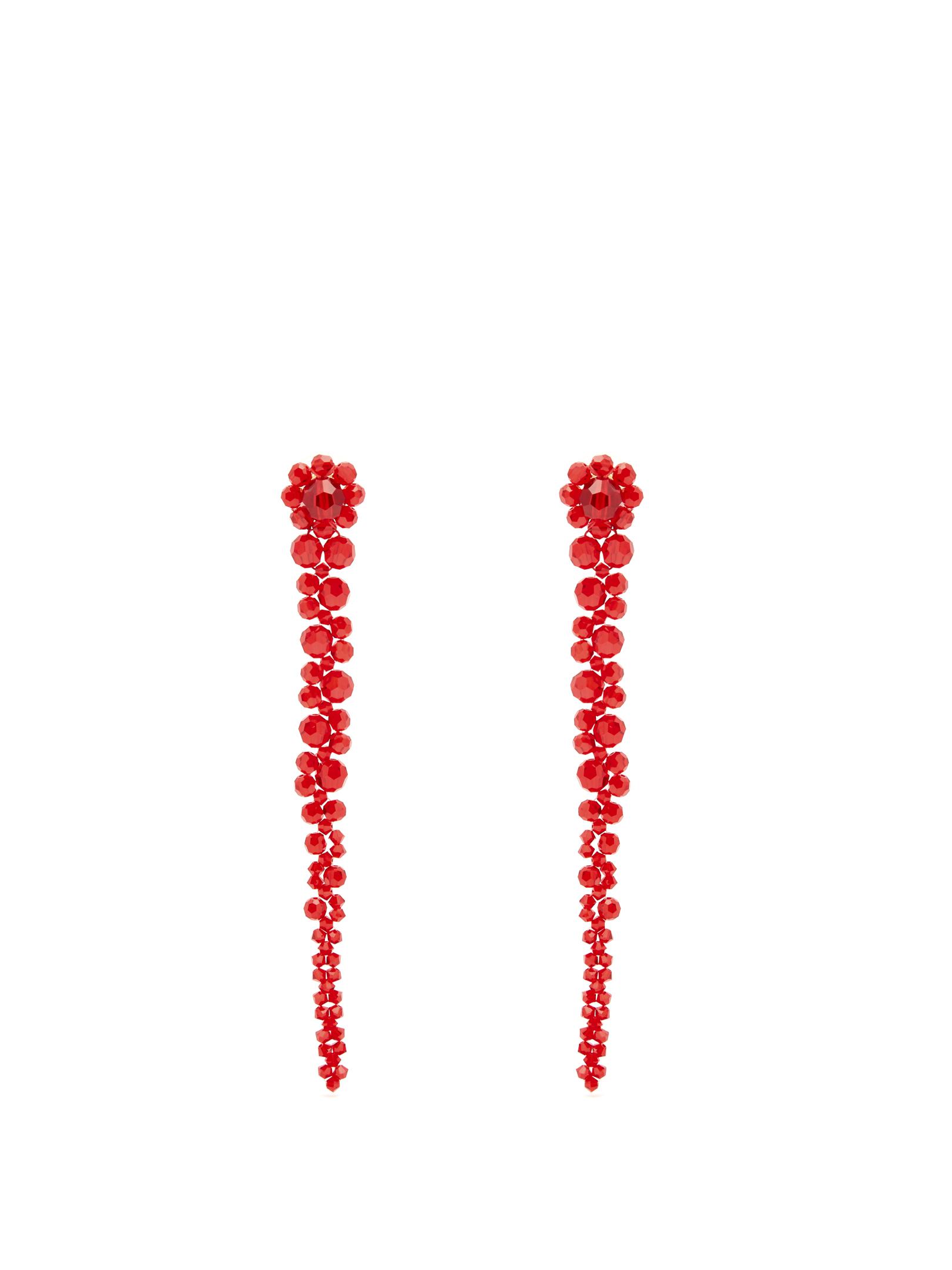 Simone Rocha Beaded Earrings